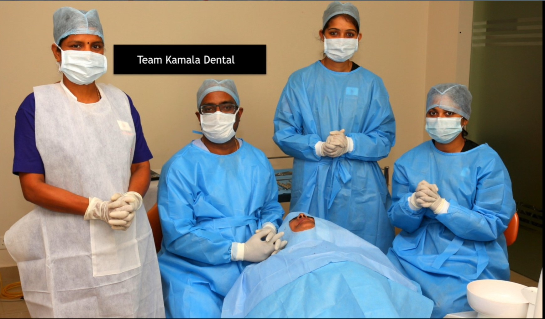 R2Gate Guided Surgery - Dr Segin Chandran and Team, India
