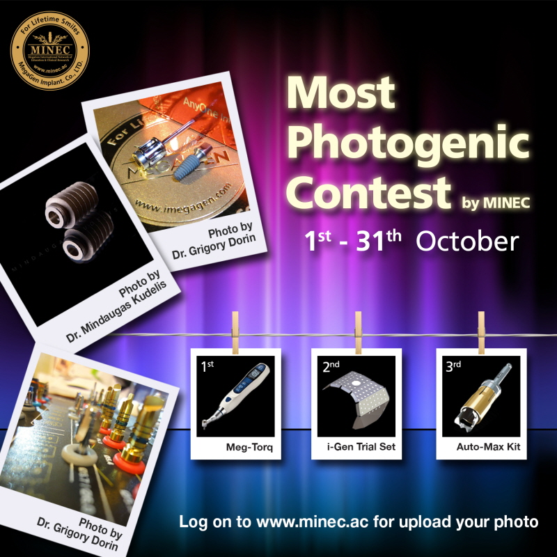 Most Photogenic Contest by MINEC